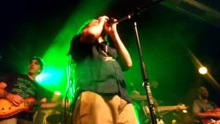 Alborosie & Shengen Clan Band - Rastafari Anthem  Live in Sofia, Bulgaria