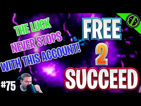INSANE F2P Luck Continues! 2 Sacred Shards & A Dream | Free 2 Succeed - EPISODE 75