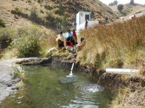 Tingo Pucara, Ecuador – On Site Overview of Upgrades for Clean Water Supply