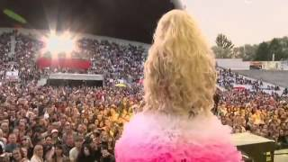 Kerli - The Creationist (Live In Õllesummer 2009)