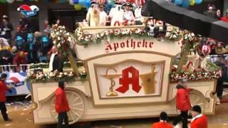 Prinzen-Garde Köln 1906 e.V. im Kölner Rosenmontagszug 2013