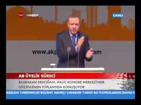 Başbakan Erdoğan İstanbul İl Danışma Meclisi Toplantısı konuşması