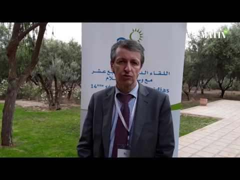 14e séminaire des médias de Lydec : Déclaration de Jean-Pascal Darriet, DG de Lydec