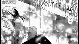 Besos de Kaichou wa maid sama manga