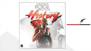 Vichou Peace&love - History (Official Audio)