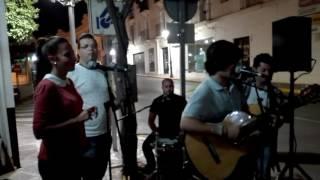 Cema Vázquez ft El Gamba y Gema Cover Volar - Macaco