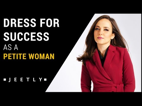 How To Dress For Success As A Petite Woman