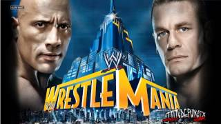 WWE: Wrestlemania 29 3rd Theme - ''Bones''