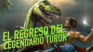 ¡El regreso del legendario Turok!