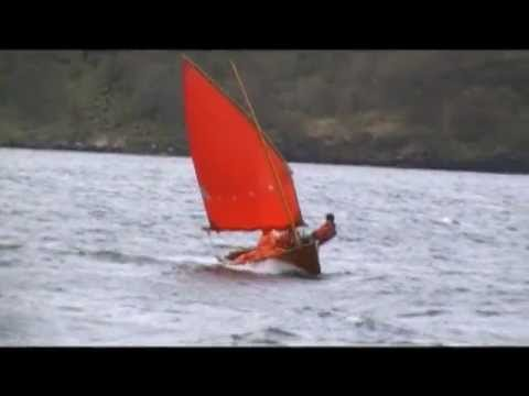 "Sailing Dinghy ""Sciurus"""