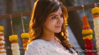 Samantha Ruth | Cute Adorable Actress | Whatsapp Status Tamil video width=