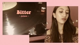 bitter // palace cover
