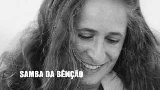 Maria Bethânia - Samba da bênção de Vinicius de Moraes