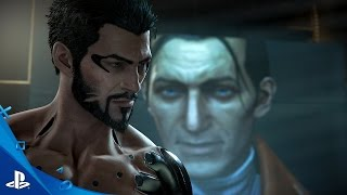 Deus Ex: Mankind Divided – System Rift DLC Launch Trailer   PS4