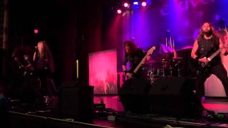 The Agonist - Gates of Horn and Ivory, Live at Sokol Auditorium, Omaha, NE (9/29/2015)
