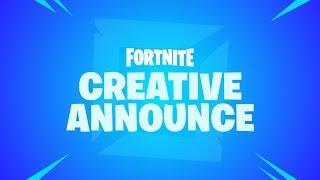 Fortnite Adds a Creative Mode
