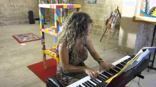 Il Ponte dell'Amore 9 ed. al piano Prof.ssa Mariella di Gioia