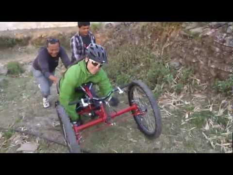 Nepal 2012 Thulakot Sunrise Hike – The Ascent 2.mp4