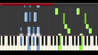 Swell I'm Sorry Ft Shilou piano midi tutorial sheet partitura cover