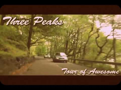 Three Peaks Awesome Road Trip Intro
