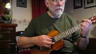 Down By The Salley Gardens - ukulele arrangement