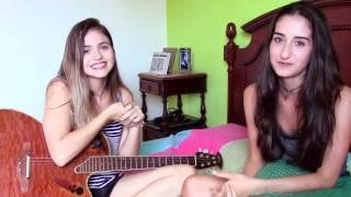 Quando Você Passa (Turu Turu) - Sandy & Junior | cover acustico Ariel Mançanares e Isabella Dogo