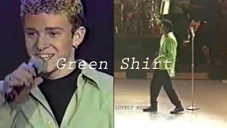 Michael Jackson × Justin Timberlake × Ne-Yo