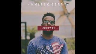 Maleek Berry - Kontrol (Audio)