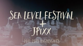Sea Level Singer/Songwriter Festival (2011-2015 Highlights) - Jpixx