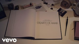 Dulce María - Dejarte De Amar (Lyric Video)