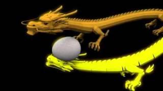 3d Dragon animation