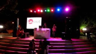 David Salcedo & Hector Ureña (Sax live) @ La Glorieta (Ontinyent) Agosto 2011