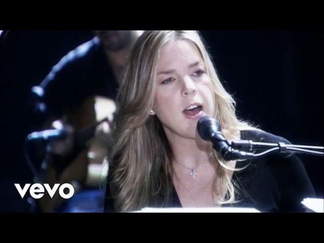 "Video de ""Fly me to the moon"" de Diana Krall"