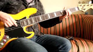 The who - Behind blue eyes (Bass cover)