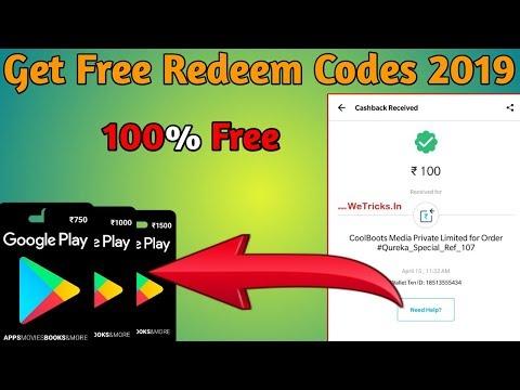 Gutschein play gratis store code 15€ Google