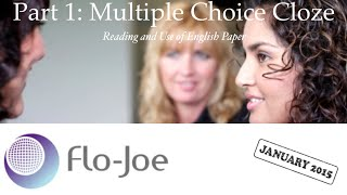 CAE Multiple Choice Cloze