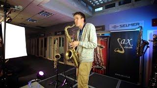 Derek Brown - BeatBoX Sax - Empathique @ Sax.co.uk Masterclass