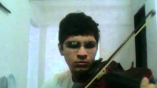 Hino 001 Harpa Cristã (Chuvas de Graças) VIOLINO