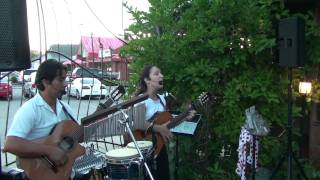 Farrucas Duo (2010) playing Trista Pena by the Gipsy Kings