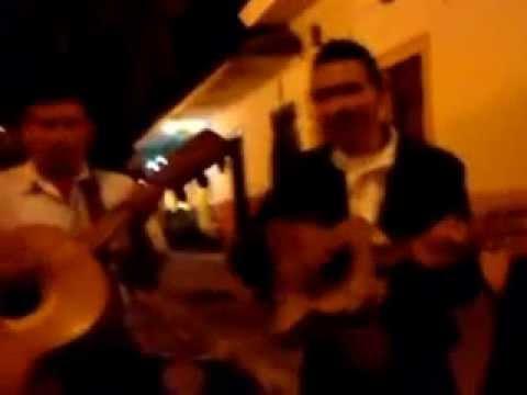 Mariachi a Granada Nicaragua