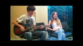 Zé Carlos e Gabriela - Amor I love you (cover)
