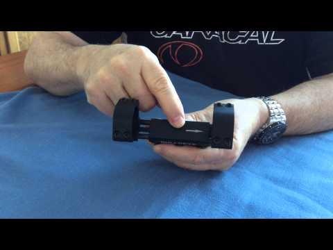 Video: Diana Bullseye mount   Pyramyd Air
