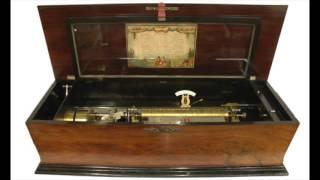 Music Box - Gymnopédie No.1- Erik Satie