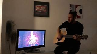 I See Fire - Ed Sheeran (Cover by Moussa)