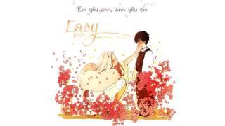 [ Vietsub ] Easy love 简单爱 ( 周杰伦) - Jason Chen x Ava King