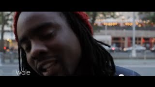 """Video: Wale - """"Love/Hate Thing"""" BTS"""