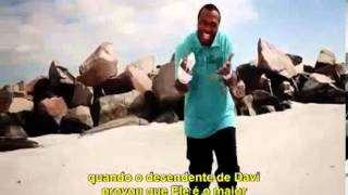 Flame feat. Rose - Surrender (Legendado) RAP GOSPEL