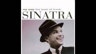 ♥ Frank Sinatra - It was a very good year