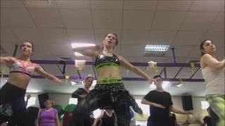 Zumba fitness® with Lena - Amor feat.Kamelia - Choreography by Claudiu Gutu