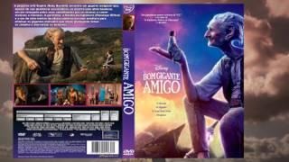 Filme O BOM GIGANTE AMIGO, DUBLADO Aventura,Família,Fantasia